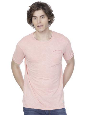 Voi Jeans | Pink T-Shirts (VOTS1221)