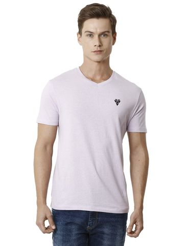 Voi Jeans | Pink T-Shirts (VOTS1406)