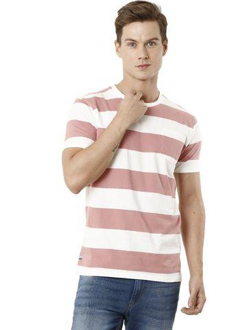 Voi Jeans | Pink T-Shirts (VOTS1421)