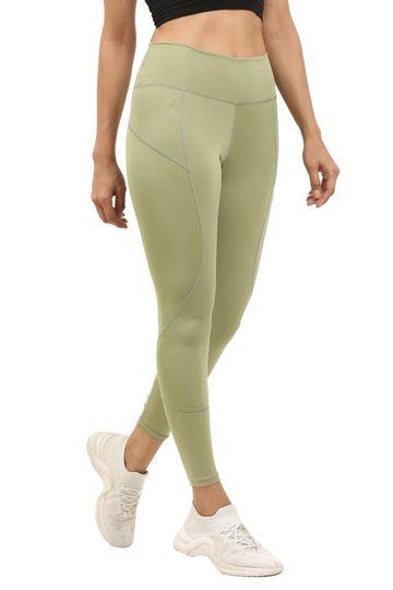 EVERDION | Green Sports Leggings