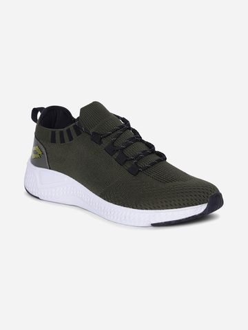 Lotto   Lotto Men's Megalite 2.O Olive Running Shoes