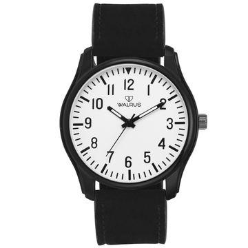 Walrus   Walrus Cult IV Series White Dial Men Wristwatch