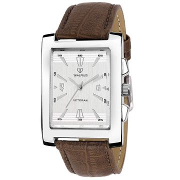Walrus | Walrus Imperial Series Silver Dial Men Wristwatch