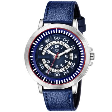 Walrus | Walrus Incubator II Series Brown Dial Men Wristwatch With Day Function