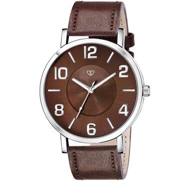 Walrus | Walrus Opus Series Brown Dial Wristwatch