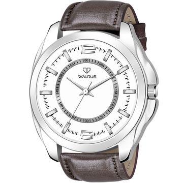 Walrus   Walrus Veteran VI Series White Dial Men's Watch