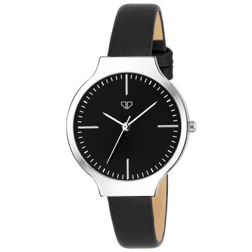 Walrus | Walrus Alice III Series Black Dial Women Wristwatch