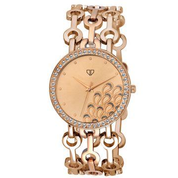 Walrus | Walrus Bella Series Rose Gold Dial Premium Women Wristwatch