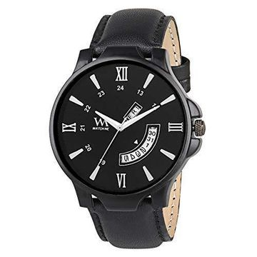 Watch Me | Watch Me Greywood Analog Watch, Wallet Combo For Men
