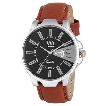 Watch Me | Watch Me Analog Watch, Wallet Combo For Men