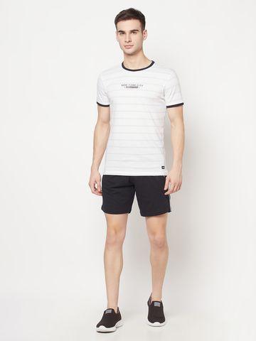 OCTAVE | Men NAVY Shorts
