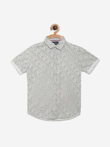 OCTAVE | Boys KHAKI Casual Shirts