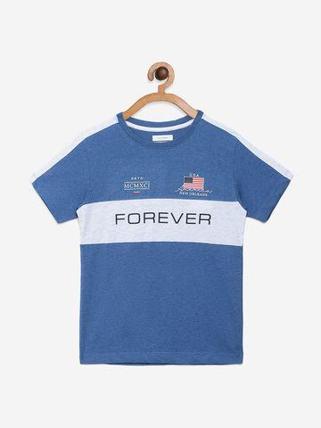OCTAVE | Boys ROYAL T-Shirts