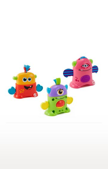 Mothercare | Fisher Price Mini Monster Assortment