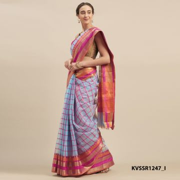 SATIMA | SatimaCotton SilkPrinted Saree