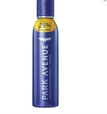 Park Avenue deodorant and perfume   PARK AVENUE Epic Deodorant Spray - For Men