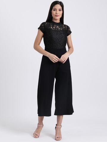 Zink London | Zink London Black Jumpsuits for Women