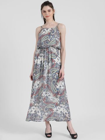 Zink London | Zink London Women's Printed Maxi Dress