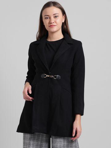 Zink London | Zink London Black Coat for Women
