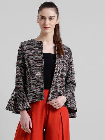 Zink London | Zink London Multi Front Open Jackets for Women